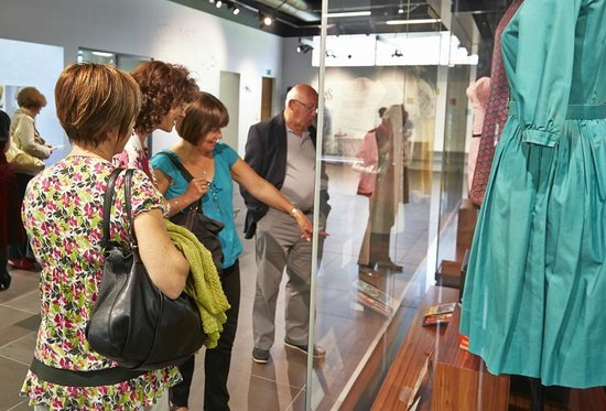 Marks & Spencer: Marks in Time: Exploring the Marks In Time Exhibition, wander what you'll see!