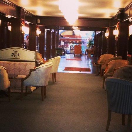 Hotel Excelsior Asuncion: Loby