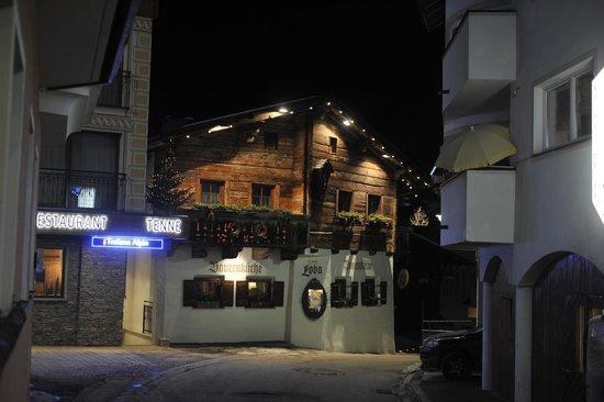 Sporthotel Silvretta: Очень вкусный ресторанчик рядом