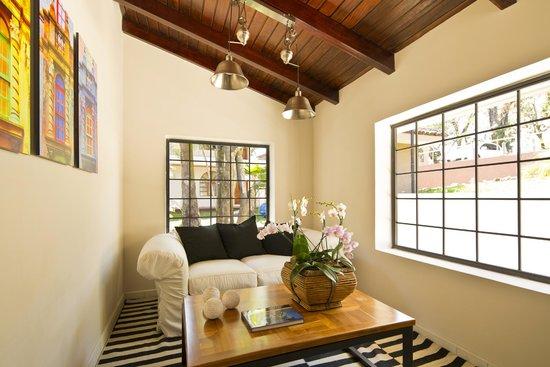 Villa San Ignacio : Lobby