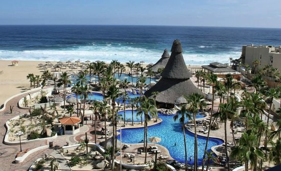 Sandos Finisterra Los Cabos: 3 awesome pools to choose from