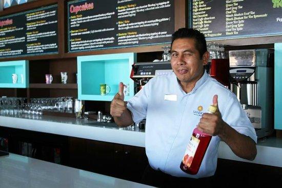 Sandos Finisterra Los Cabos : Cupcake Cafe