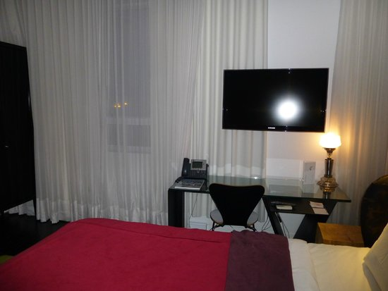 Hotel Chez Swann : Camera