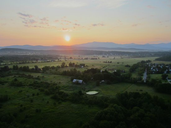 Above Reality Inc. Hot Air Balloon Rides: Above Reality Hot Air Balloon Sunrise Trip August 2014