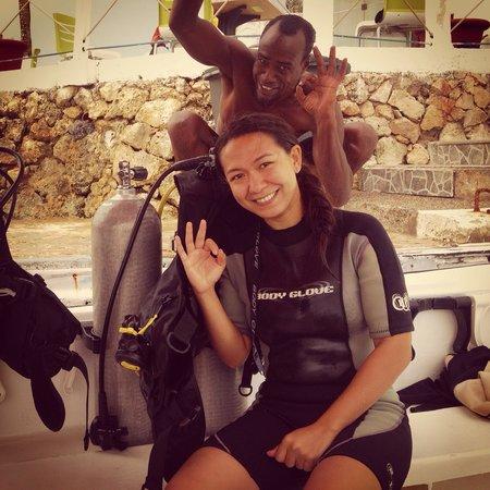 Banda Dive Shop : With Misael