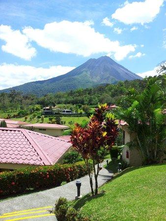 Arenal Volcano Inn: Room view