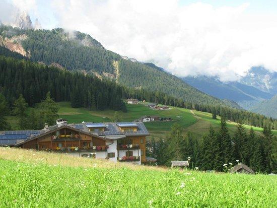 Hotel Gran Mugon: panorama