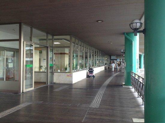 Tomarin : 廊下