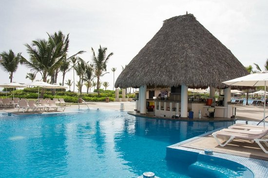 Hard Rock Hotel & Casino Punta Cana: Have a drink without ever leaving the pools