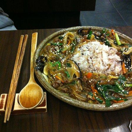 Marou : J'ai oublié le nom du plat mais c'était très bon