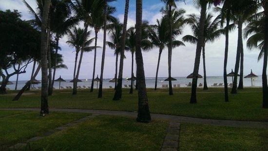 Sugar Beach Mauritius: From room