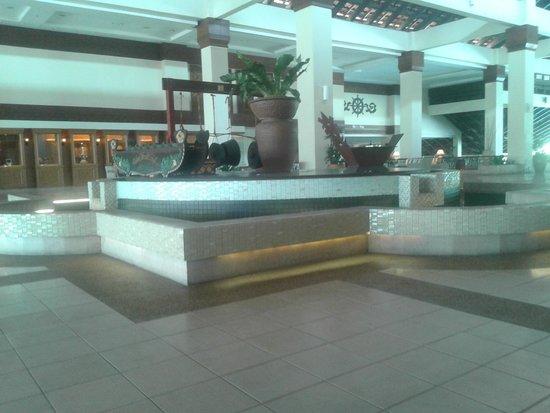 Sutera Harbour Resort (The Pacific Sutera & The Magellan Sutera): Lobby