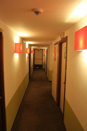Floris Arlequin Grand'Place: Corridoio Stanze albergo