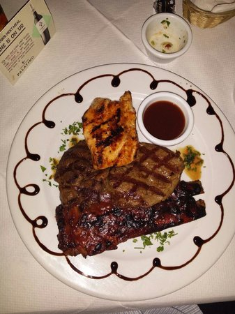 Il-Merill : Mixed Grill - superb!