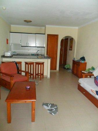 Hotel Malibu Park : One bedroom apartment