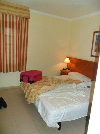 Hotel Malibu Park : Bedroom