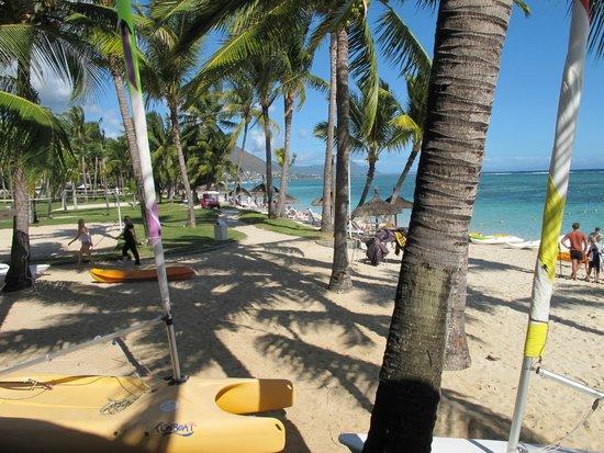 Sugar Beach Golf & Spa Resort : Peace