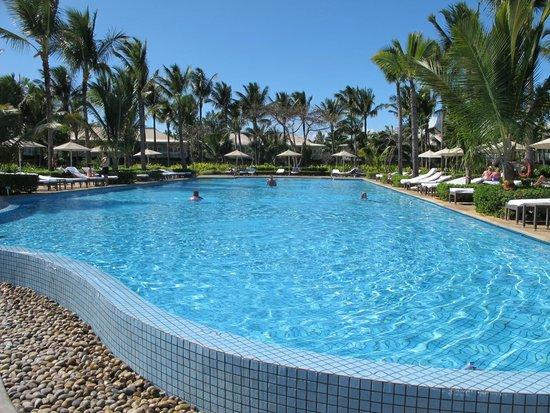 Sugar Beach Golf & Spa Resort : Quiet pool