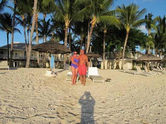 Sugar Beach Golf & Spa Resort : Loving it