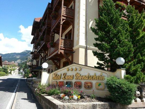 Hotel Luna Mondschein: Esterno
