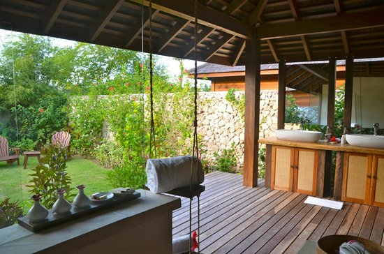 Naya Gawana Resort & Spa: salle de bain