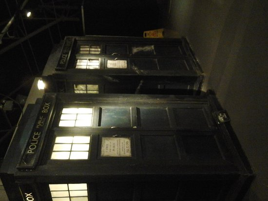 Doctor Who Experience Cardiff Bay: omg its bigger on the inside!!!