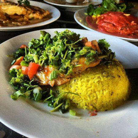 Coco's : Chicken lahina