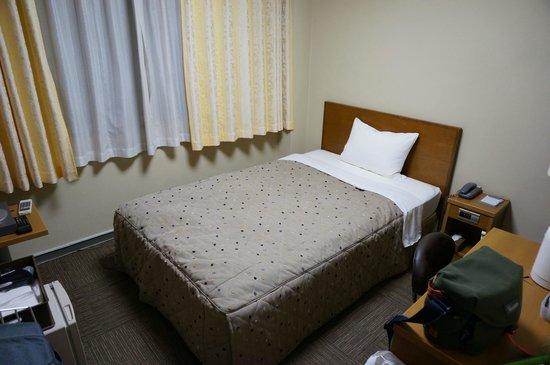 Ueno New Izu Hotel: Single with Shared Bathroom