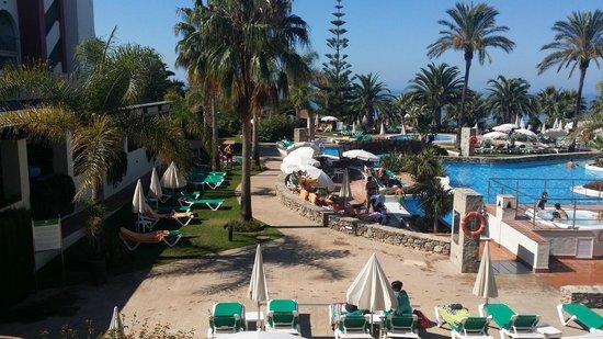 Hotel Fuerte Conil-Costa Luz: Vista del hotel