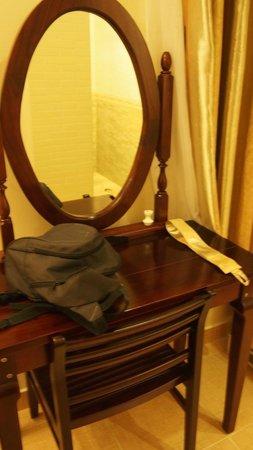 Kim Hotel: Mueble