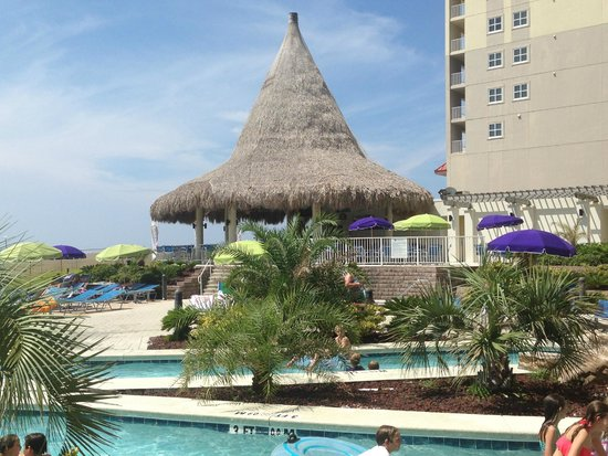 Holiday Inn Resort Pensacola Beach: Poolbar