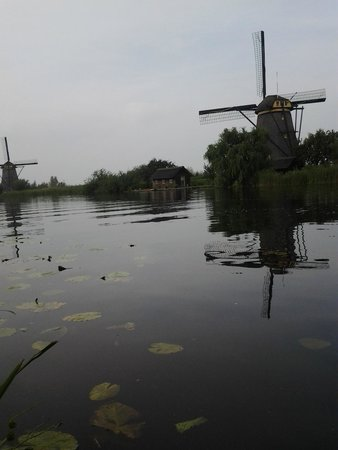 Réseau de moulins de Kinderdijk-Elshout : Kinderdijk