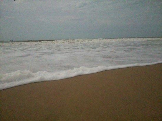 Chirala, India: Beach