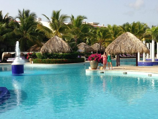 The Reserve at Paradisus Punta Cana: Piscina