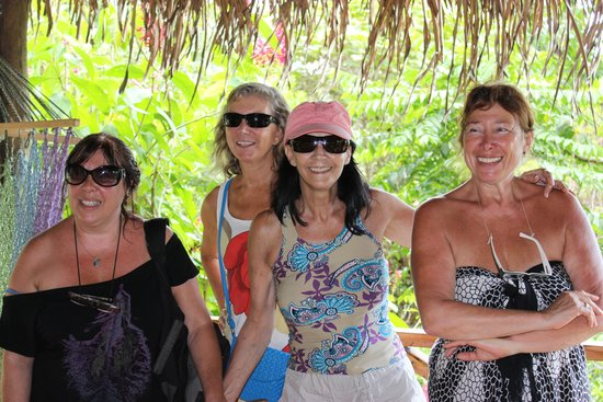 Villas de Oros : happy guests from france