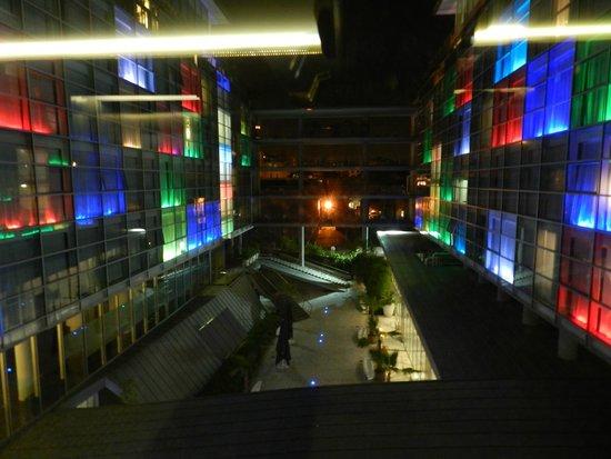 Radisson Blu es. Hotel, Roma: cour intérieure de l'hôtel
