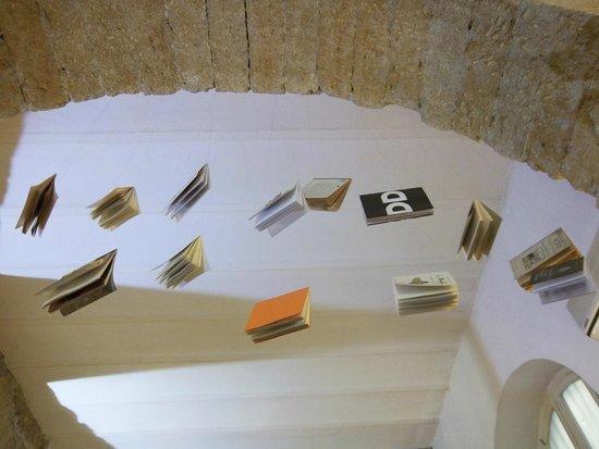 Il Mirto e la Rosa: Detalle decoración en el techo
