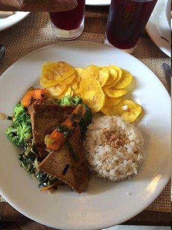 Menu comida saludable colombiana