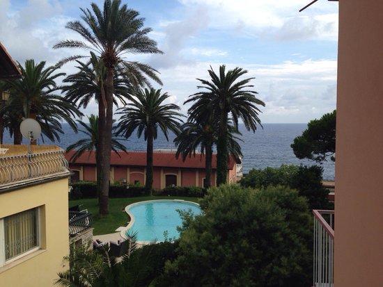 Hotel Esperia : Aussicht vom Balkon