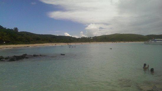 Flamenco Beach : Panoramic