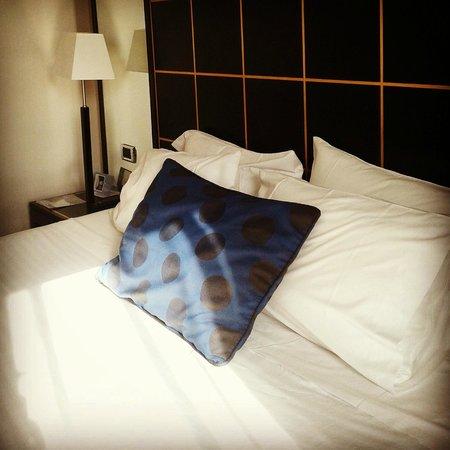 Eurostars Gran Valencia: Room
