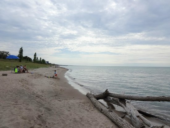 Oakwood Resort: Beach - short walk from hotel