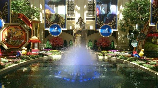Holiday Inn Macao Cotai Central : Budha garden