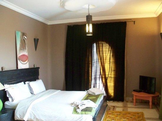Villa Gonatouki : Chambre prestige