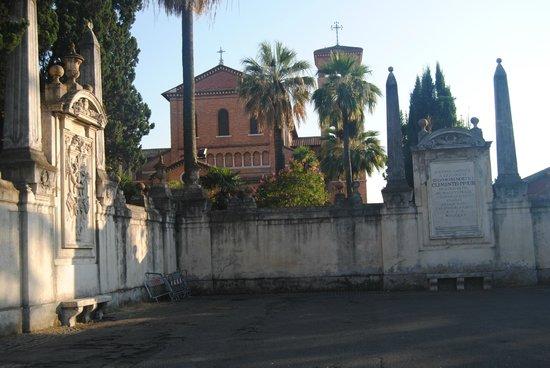 Hotel Villa San Pio: secreto de Roma