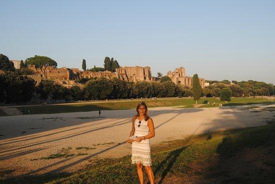 Hotel Villa San Pio: Circo Maximo