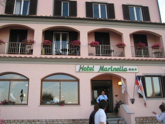 Hotel Marinella: L'Hotel