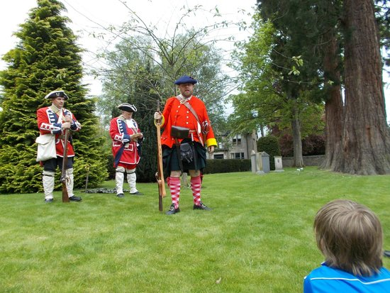 The Black Watch Castle & Museum: Early uniforms