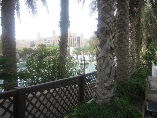 Souk Madinat Jumeirah : amazing view
