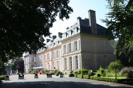 Chateau de Sissi : Kasteel en park